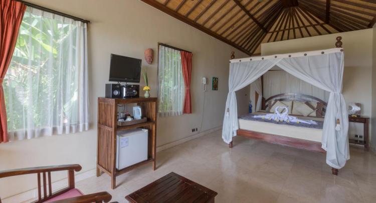 Superior room @ Puri Wirata