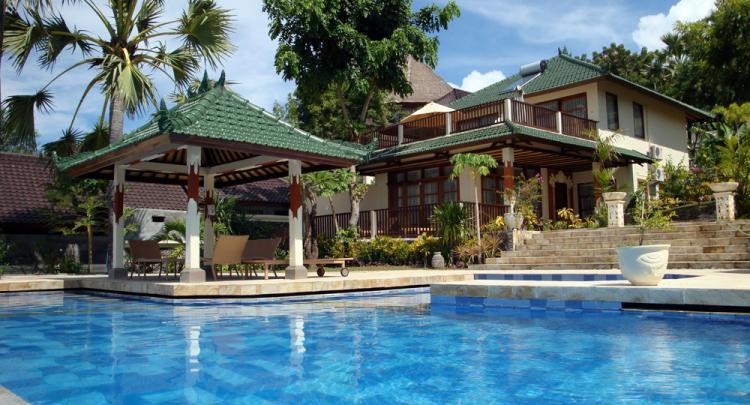 Puri Wirata Dive Resort @ Amed