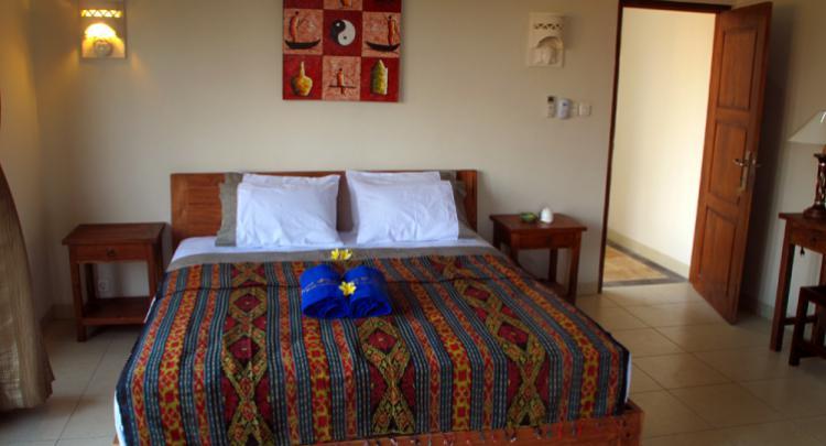 Oceanview Room @ Puri Tulamben Dive Resort Tulamben