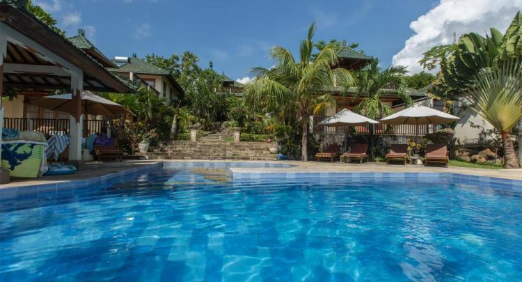 Pool 2 @ Puri Wirata